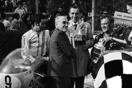 Ducati 1974 circuit of imola - Marzocchi Motor