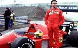 Ferrari - Alboreto Michele - Marzocchi Motor