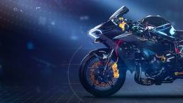 Motorcycle suspension - - Indian Market - Marzocchi Motor