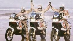 Parigi Dakar 1990 - Marzocchi Motor