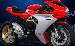 MV Agusta - Marzocchi forks - Marzocchi Motor