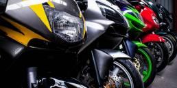 Motorcycle sales Marzocchi Motor uai