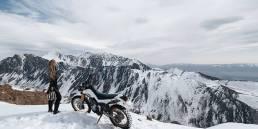 Storage motorcycle Marzocchi Motor uai