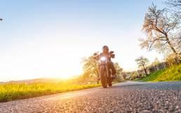 Storage motorcycle - season - Marzocchi Motor